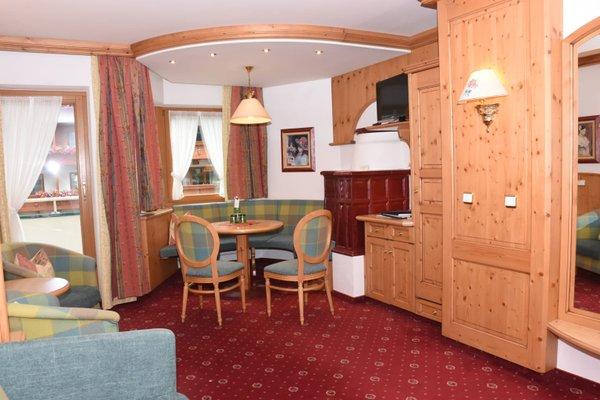 Hotel Gletscher & Spa Neuhintertux - фото 11