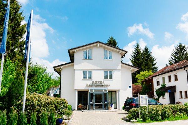 Hotel Graf Lehndorff - фото 23