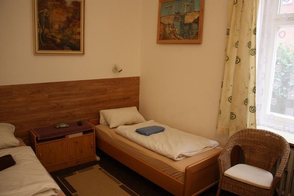 Hotel Pension Schmellergarten - фото 4