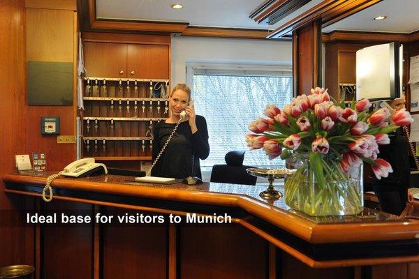 Ambassador Parkhotel - фото 18