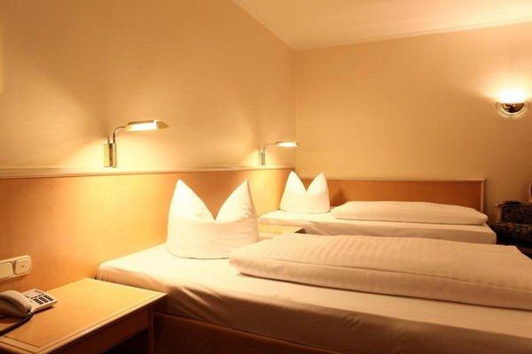 Hotel Ambiente Garni - фото 16