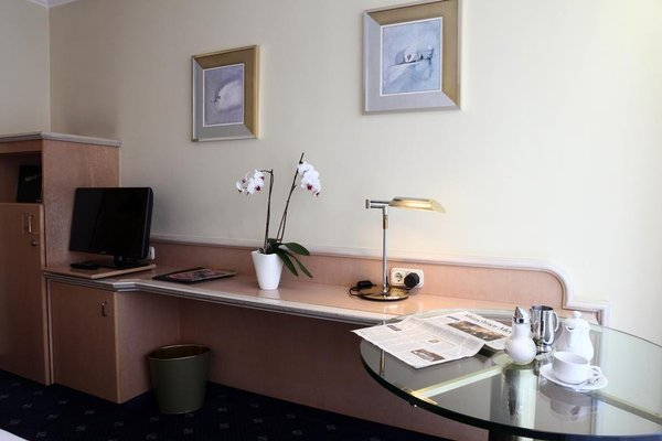 Hotel Ambiente Garni - фото 10