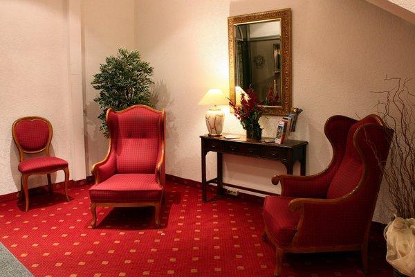 Hotel Ambiente Garni - фото 12