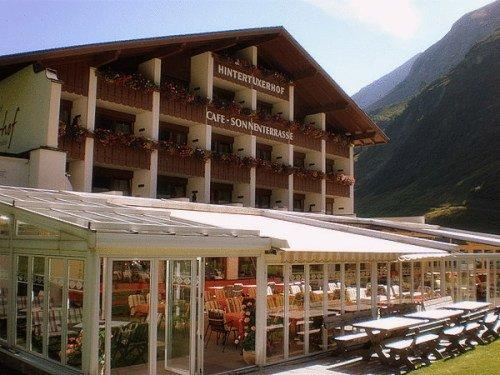 Kinder- & Gletscherhotel Hintertuxerhof - фото 22
