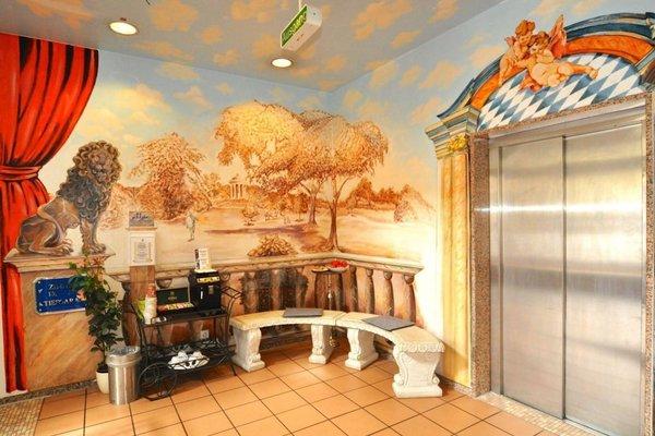 Golden Leaf Hotel Altmunchen - фото 2
