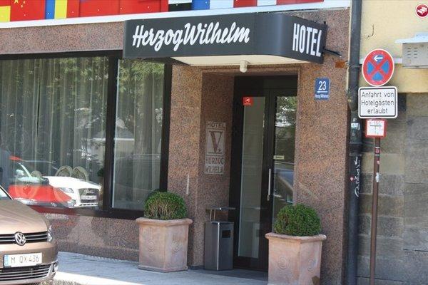 Hotel Herzog Wilhelm - Tannenbaum - фото 11