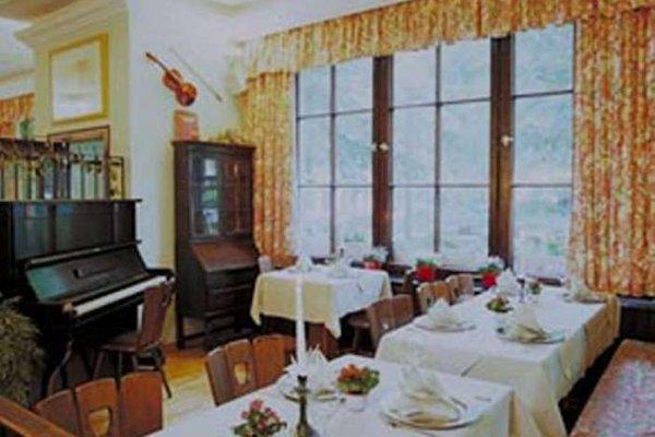 Hotel Herzog Wilhelm - Tannenbaum - фото 14