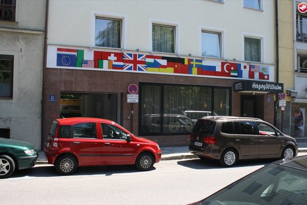 Hotel Herzog Wilhelm - Tannenbaum - фото 20