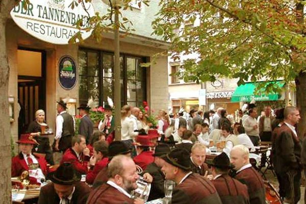 Hotel Herzog Wilhelm - Tannenbaum - фото 21