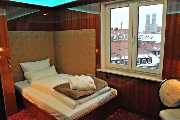 Hotel Herzog Wilhelm - Tannenbaum - фото 3