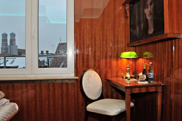 Hotel Herzog Wilhelm - Tannenbaum - фото 8