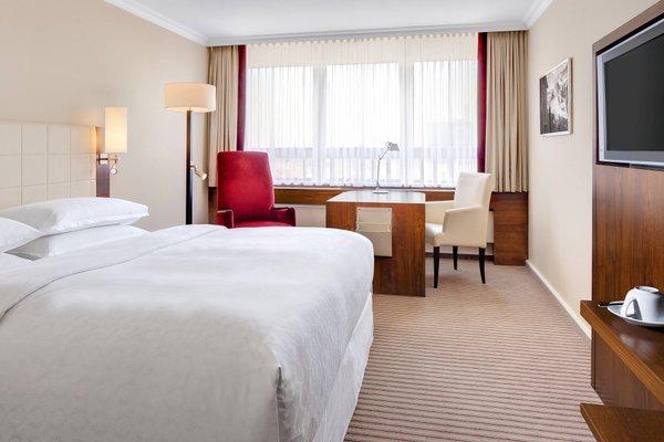 Sheraton Munchen Westpark Hotel - фото 1