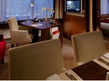 Sheraton Munchen Westpark Hotel - фото 16
