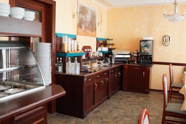 Hotel Alfa Zentrum - фото 12