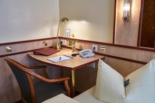 Hotel Alfa Zentrum - фото 16