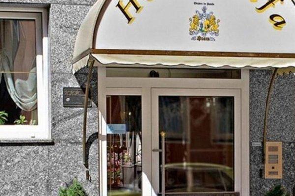 Hotel Alfa Zentrum - фото 20