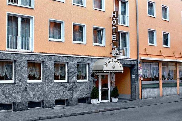 Hotel Alfa Zentrum - фото 22