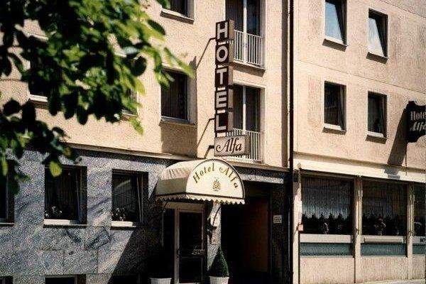 Hotel Alfa Zentrum - фото 23