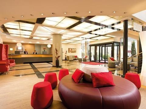 Leonardo Hotel Munich Arabellapark - фото 7