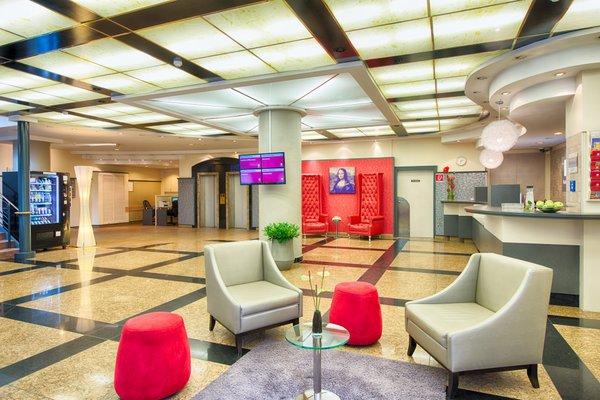 Leonardo Hotel Munich Arabellapark - фото 8