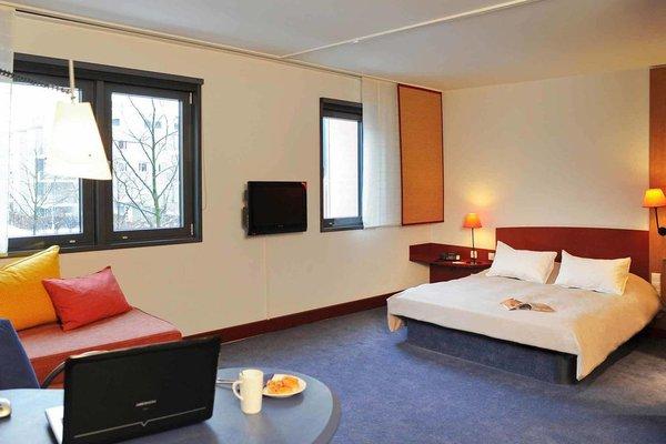 Novotel Suites Munchen Parkstadt Schwabing - фото 2