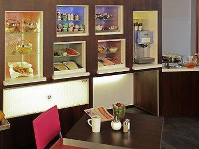 Novotel Suites Munchen Parkstadt Schwabing - фото 7