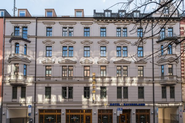 Hotel Bayernland - фото 21
