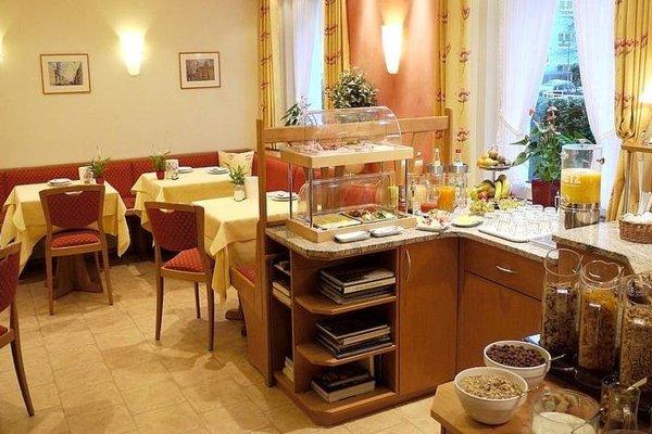 Hotel Kriemhild am Hirschgarten - фото 13