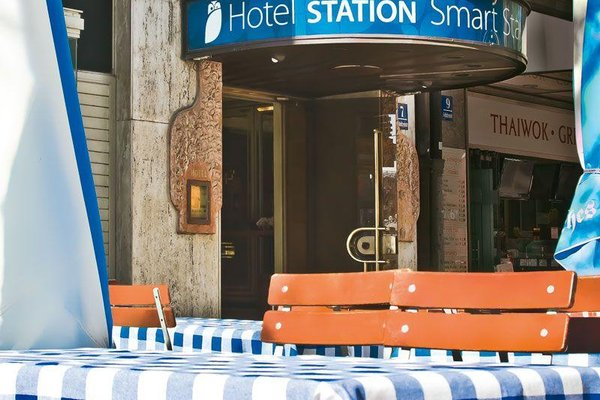 Smart Stay Hotel Station - фото 20