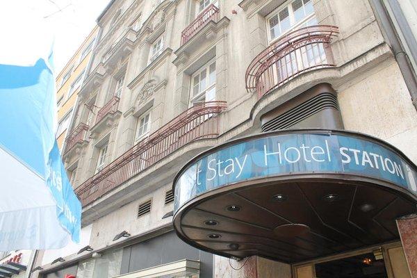 Smart Stay Hotel Station - фото 22