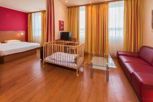 Star Inn Hotel Munchen Schwabing, by Comfort - фото 7