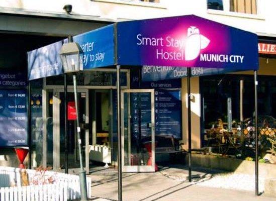Smart Stay Hostel Munich City - фото 7