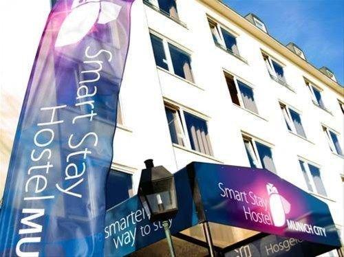 Smart Stay Hostel Munich City - фото 8