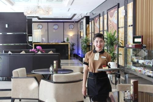 Al Diar Sawa Hotel Apartments - фото 12