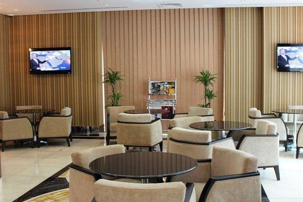 Al Diar Sawa Hotel Apartments - фото 15