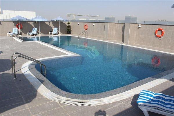 Al Diar Sawa Hotel Apartments - фото 17