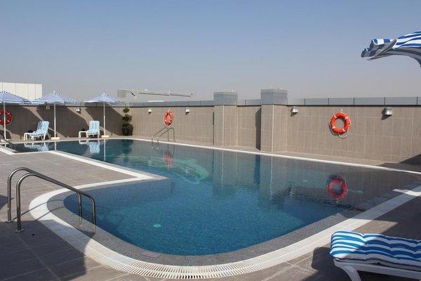 Al Diar Sawa Hotel Apartments - фото 21