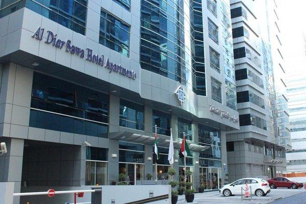Al Diar Sawa Hotel Apartments - фото 23