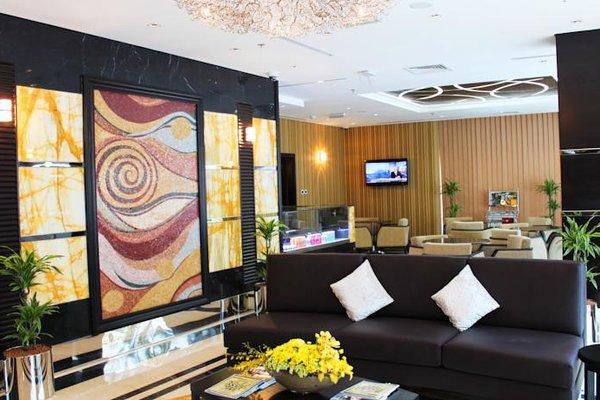 Al Diar Sawa Hotel Apartments - фото 4
