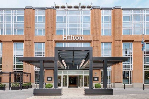 Hilton Munich City - фото 40