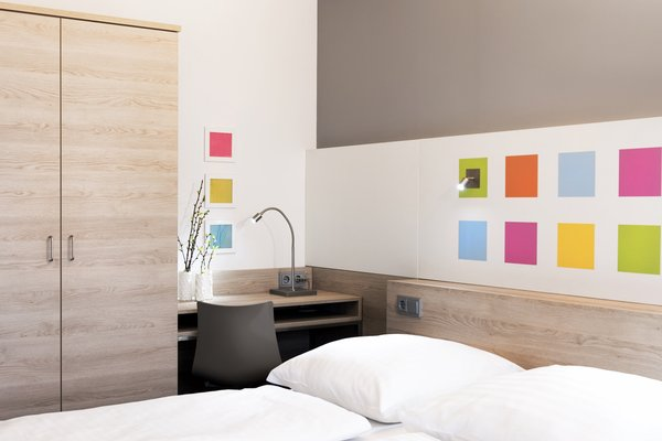 Business & Budget Hotel Tessin - фото 1