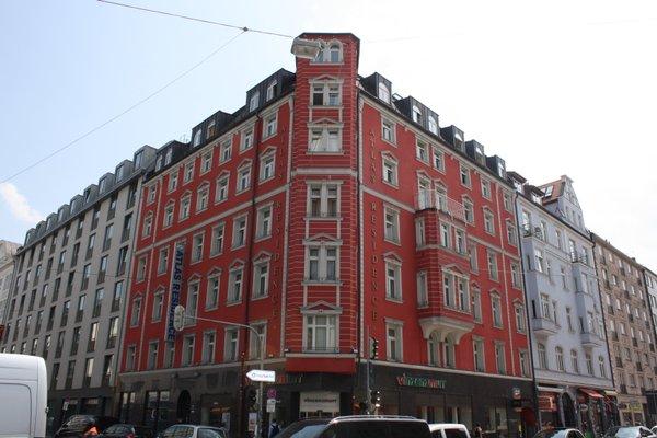 Hotel Atlas Residence - фото 23