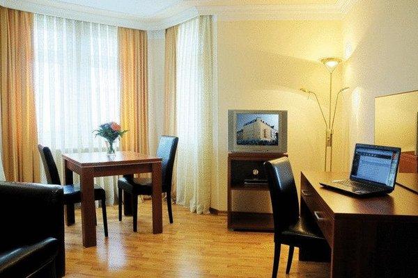 Hotel Atlas Residence - фото 7
