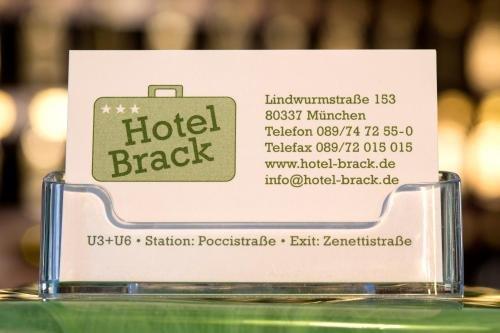 Hotel Brack - фото 20