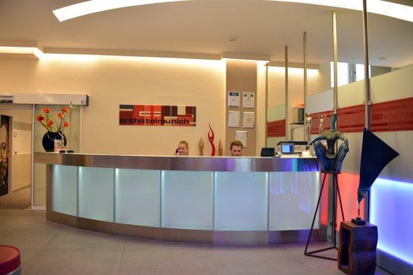Arthotel Munich - фото 18