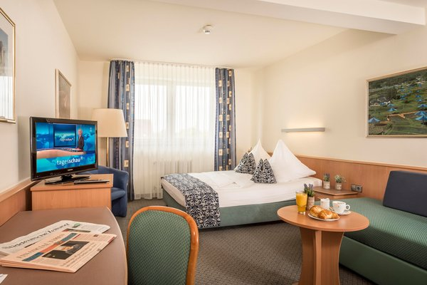 Hotel Am Moosfeld - фото 1