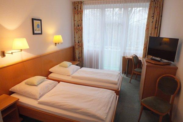 Hotel Stadt Pasing - фото 50