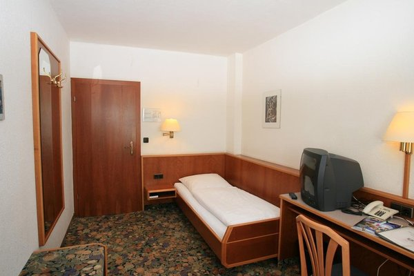 Hotel Stadt Pasing - фото 1