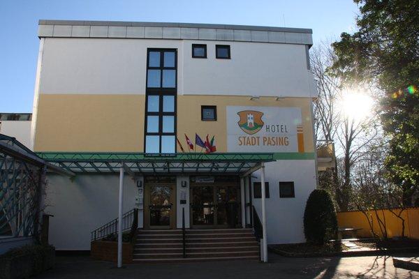 Hotel Stadt Pasing - фото 23