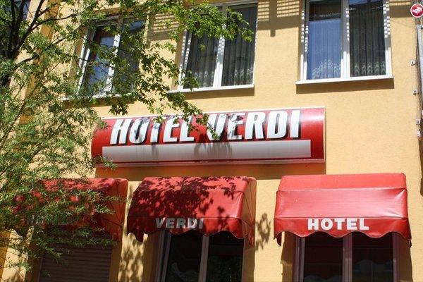 Hotel Verdi - фото 20